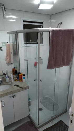 apartamento com 2 quartos 2 banheiros (1 suíte)