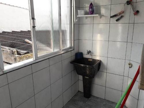 apartamento com 2 quartos e 2 banheiros, são vicente! 5033/p