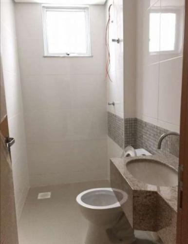 apartamento com 2 quartos e área privativa no bairro santo antônio. - 1449
