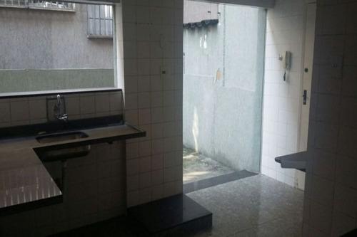 apartamento com 2 quartos e área privativa no bairro vila paris. - 1201