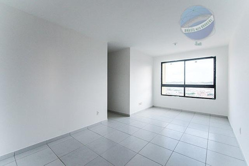 apartamento com 2 quartos em lagoa nova - green life mor gouveia - ap0005