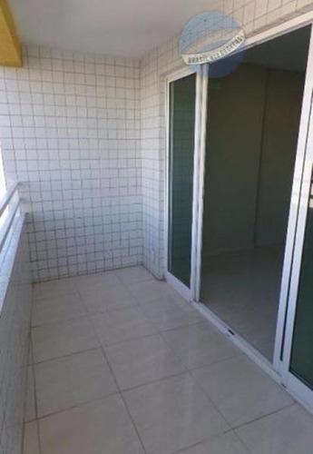 apartamento com 2 quartos em nova parnamirim - barcelos residence - ap0057