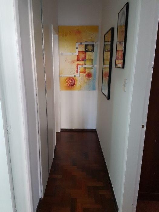 apartamento com 2 quartos no bairro serra. - 1186