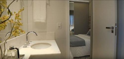 apartamento com 2 quartos no bairro vila da serra. - 1556