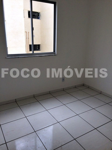 apartamento com 2 quartos no bela roma
