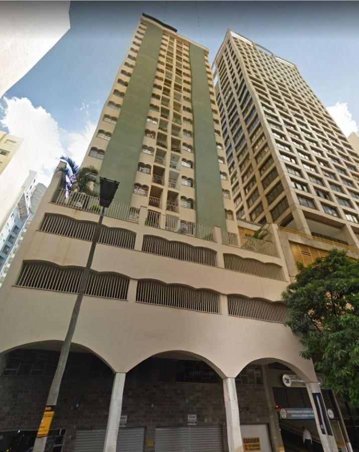 apartamento com 2 quartos no centro de bh. - 1488