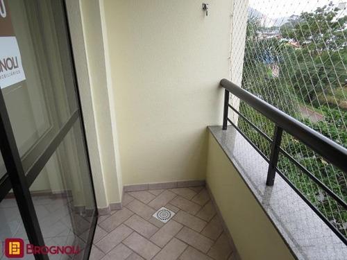 apartamento com 2 quartos no itacorubi - 15455