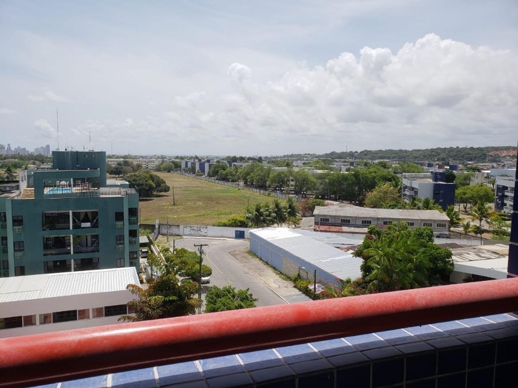 apartamento com 2 quartos para alugar, 81 m² por r$ 1.700/mês - boa viagem - recife/pe - ap1374