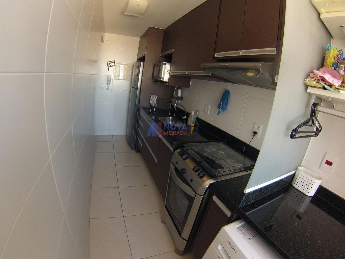 apartamento com 2 quartos para comprar no bento ferreira em vitória/es - 1820