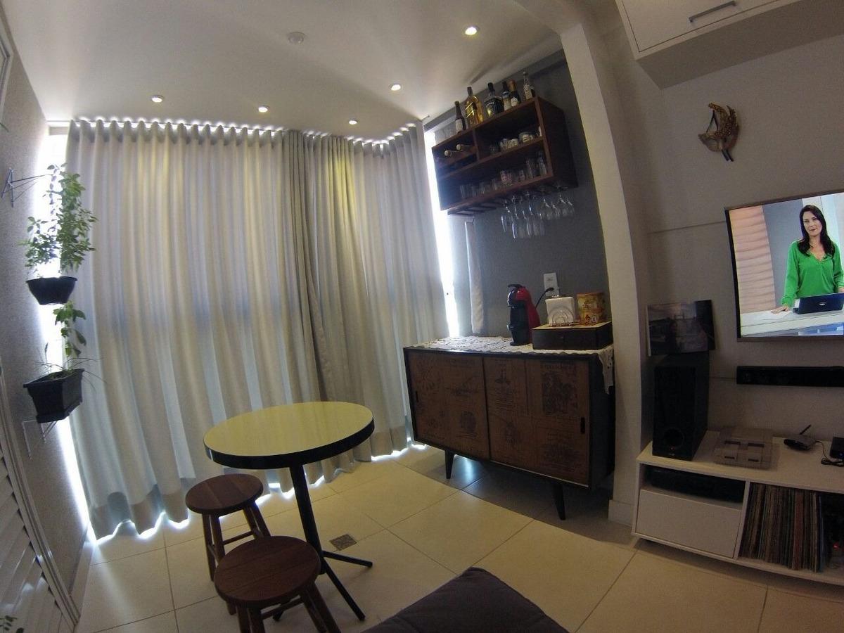 apartamento com 2 quartos para comprar no bento ferreira em vitória/es - nva1820