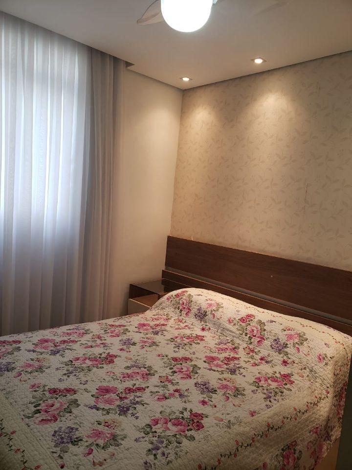 apartamento com 2 quartos para comprar no castelo em belo horizonte/mg - 46010