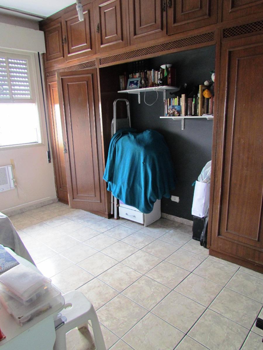 apartamento com 2 quartos para comprar no embaré em santos/sp - 639