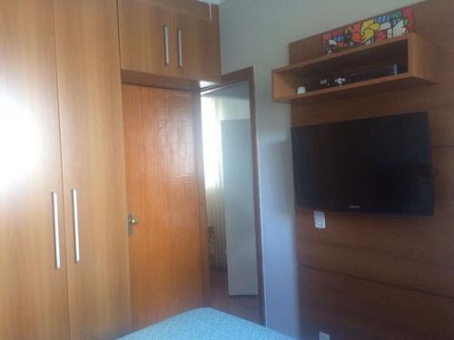 apartamento com 2 quartos para comprar no gloria em belo horizonte/mg - 1622