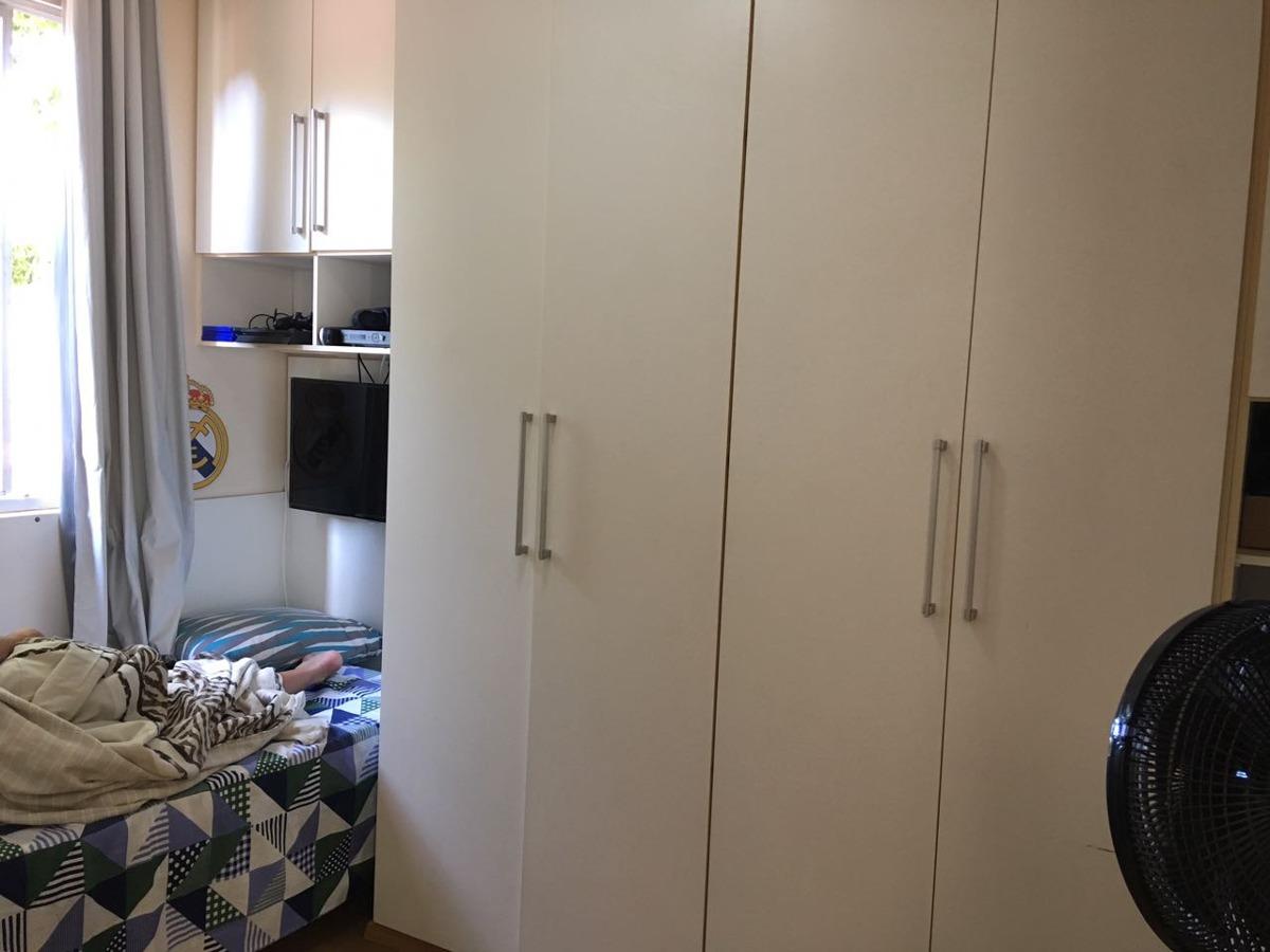 apartamento com 2 quartos para comprar no jardim paquetá em belo horizonte/mg - 1343