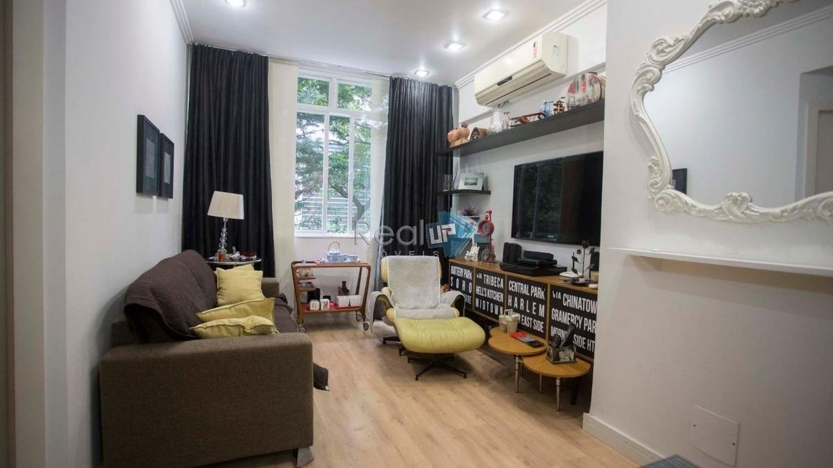 apartamento com 2 quartos para comprar no leblon em rio de janeiro/rj - 18936