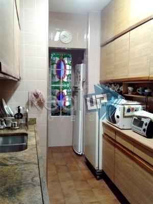 apartamento com 2 quartos para comprar no leme em rio de janeiro/rj - 2581