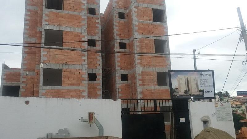 apartamento com 2 quartos para comprar no nacional em contagem/mg - 43331