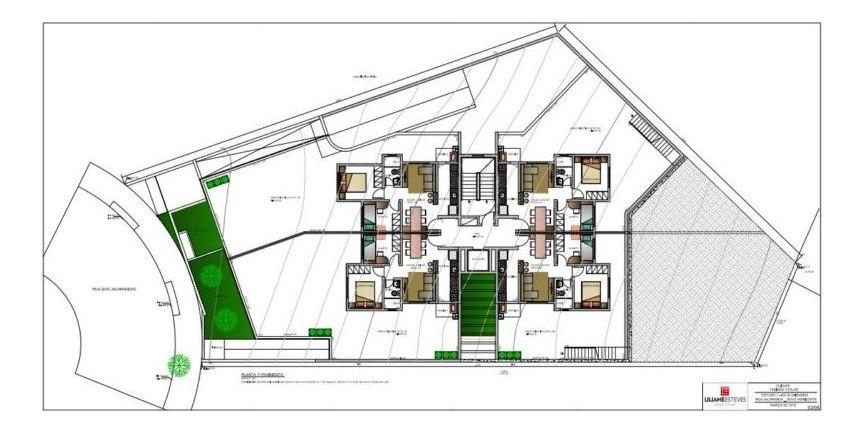 apartamento com 2 quartos para comprar no novo horizonte em sabará/mg - 16632