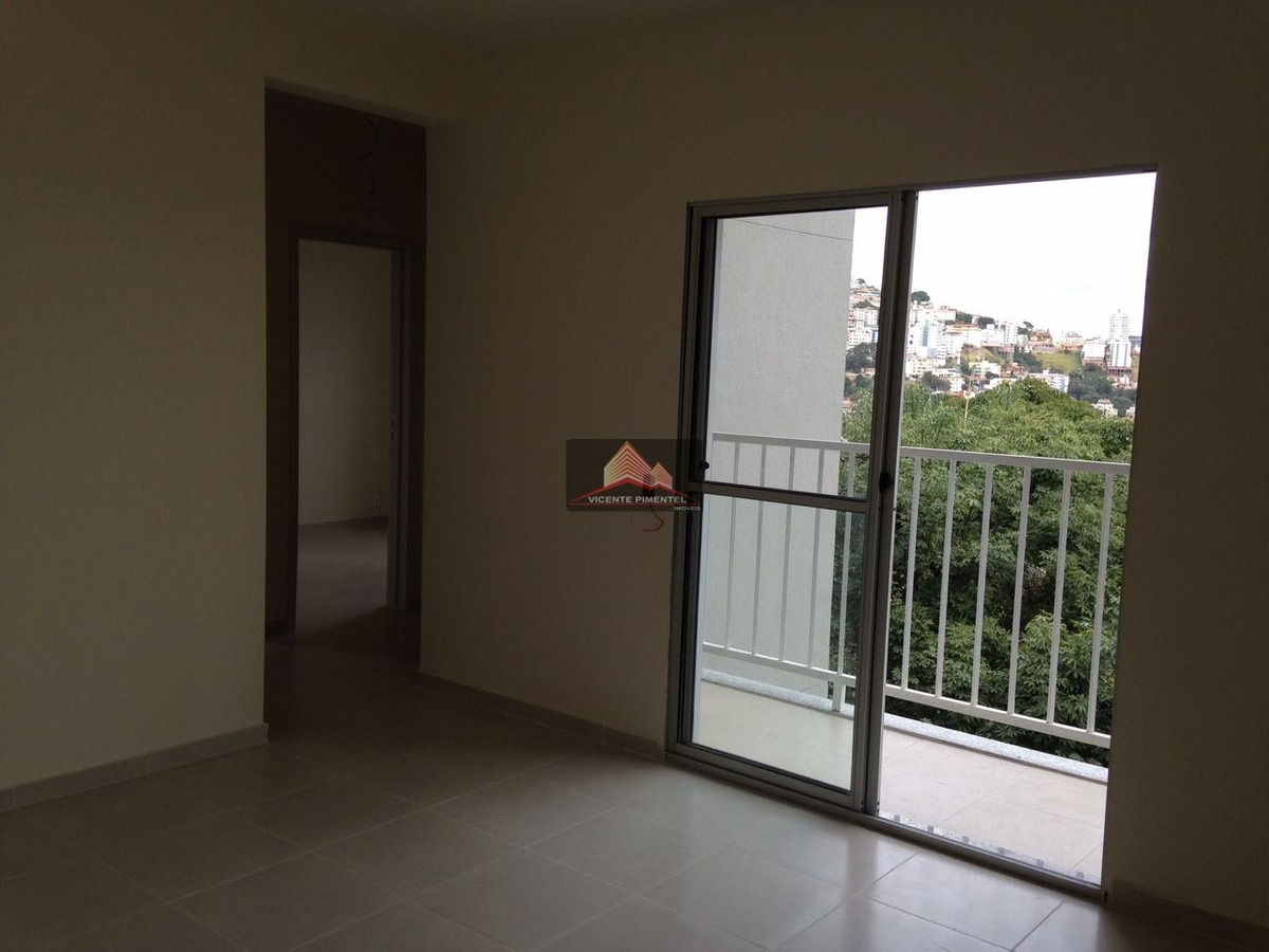 apartamento com 2 quartos para comprar no paraíso em belo horizonte/mg - 1673