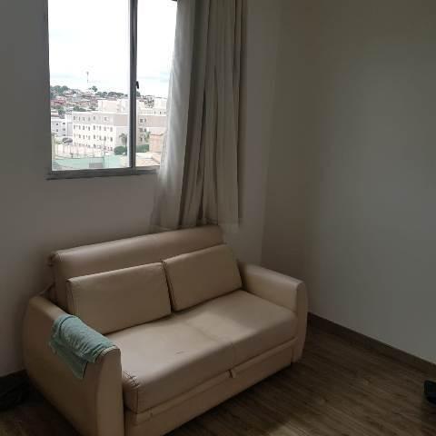 apartamento com 2 quartos para comprar no parque maracanã em contagem/mg - 47708