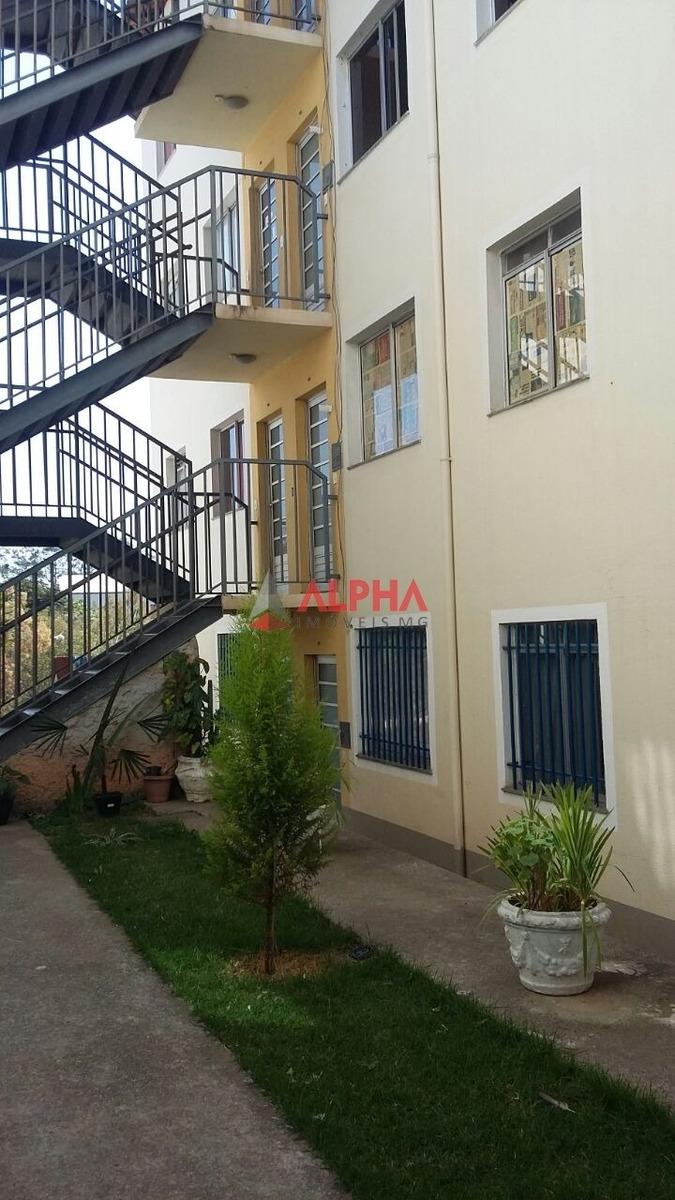 apartamento com 2 quartos para comprar no parque maracanã em contagem/mg - 7029