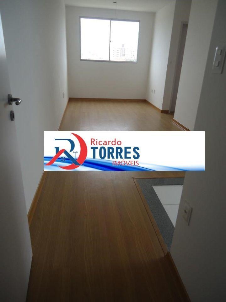 apartamento com 2 quartos para comprar no parque maracanã em contagem/mg - 8392