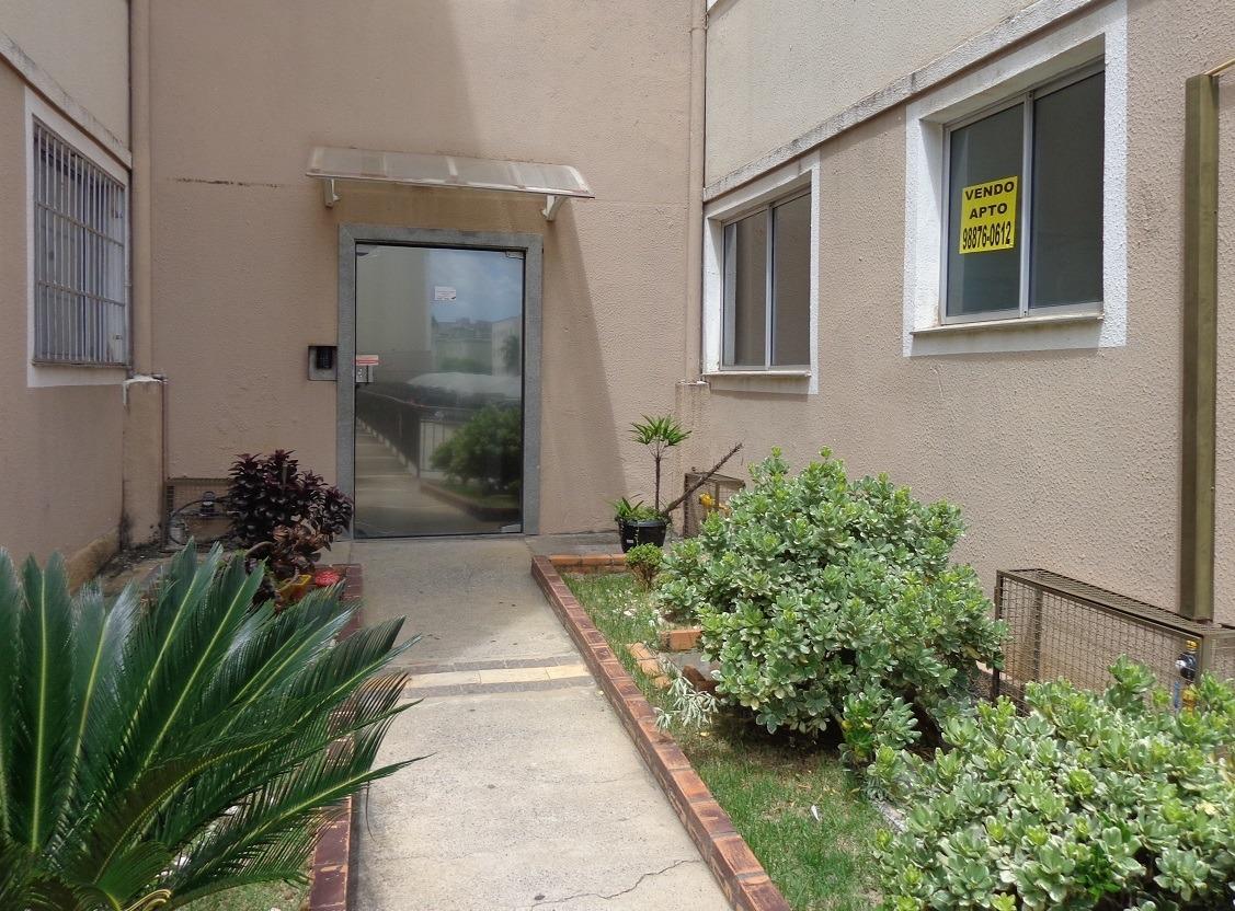 apartamento com 2 quartos para comprar no sapucaias em contagem/mg - 322