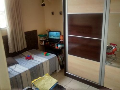 apartamento com 2 quartos para comprar no são joão batista em belo horizonte/mg - 43256