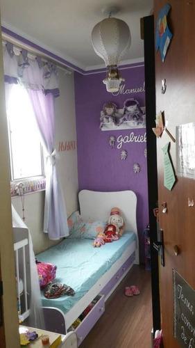 apartamento com 2 quartos para comprar no são joão batista (venda nova) em belo horizonte/mg - 14740