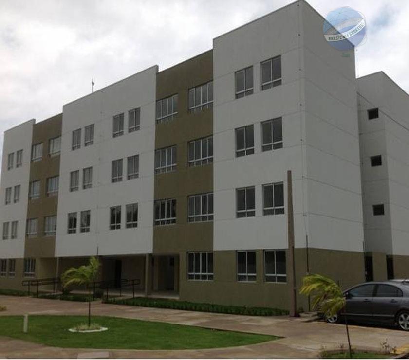 apartamento com 2 quartos, sendo um suíte, em ótimo local de parnamirim - parque das marias - codigo: ap0043 - ap0043