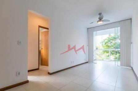 apartamento com 2 quartos à venda, 50 m² por r$ 241.500 - badu - niterói/rj - ap0004