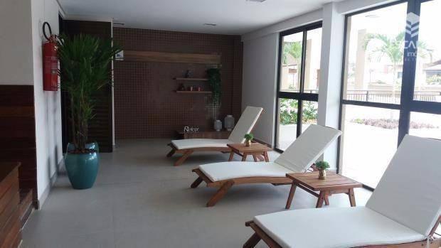 apartamento com 2 quartos à venda, 55 m², novo, área de lazer, financia - papicu - fortaleza/ce - ap0828