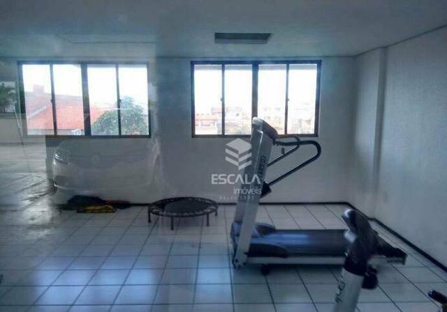 apartamento com 2 quartos à venda, 60 m², área de lazer, 2 vagas - cocó - fortaleza/ce - ap1710