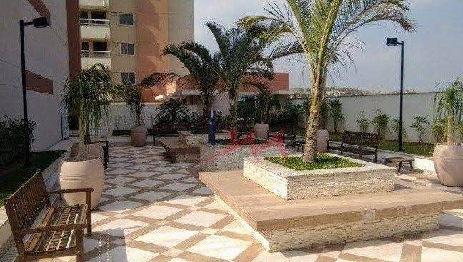 apartamento com 2 quartos à venda, 65 m² por r$ 250.000 - interprise city center - centro - itaboraí/rj - entrada r$:200.000,00 + parcelas - ap0042
