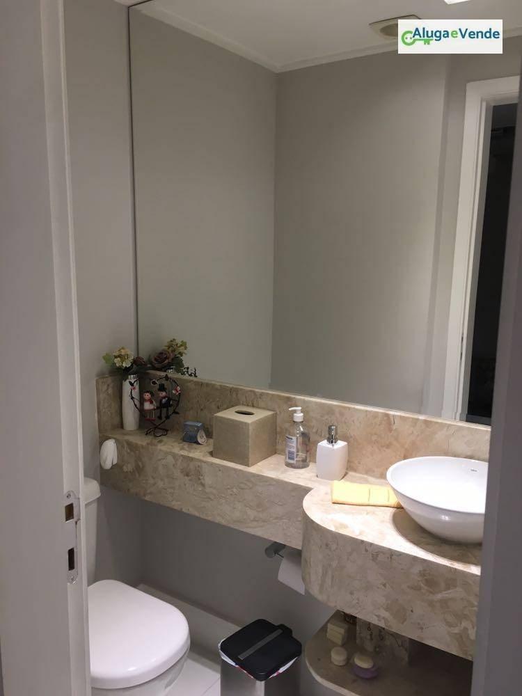 apartamento com 2 suítes, 2 vagas de garagem à venda, no condomínio supera por r$ 550.000 - vila augusta - guarulhos/sp - ap0063