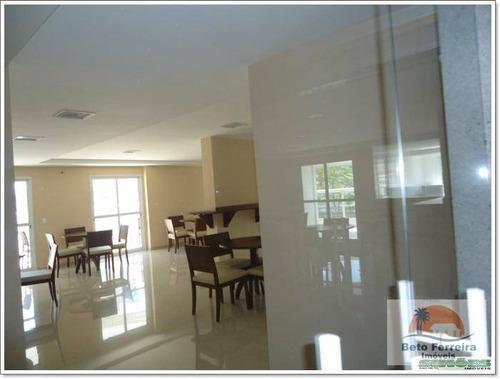 apartamento com 2 suites e vista do mar com lazer no campo da aviação em praia grande. - ap0197