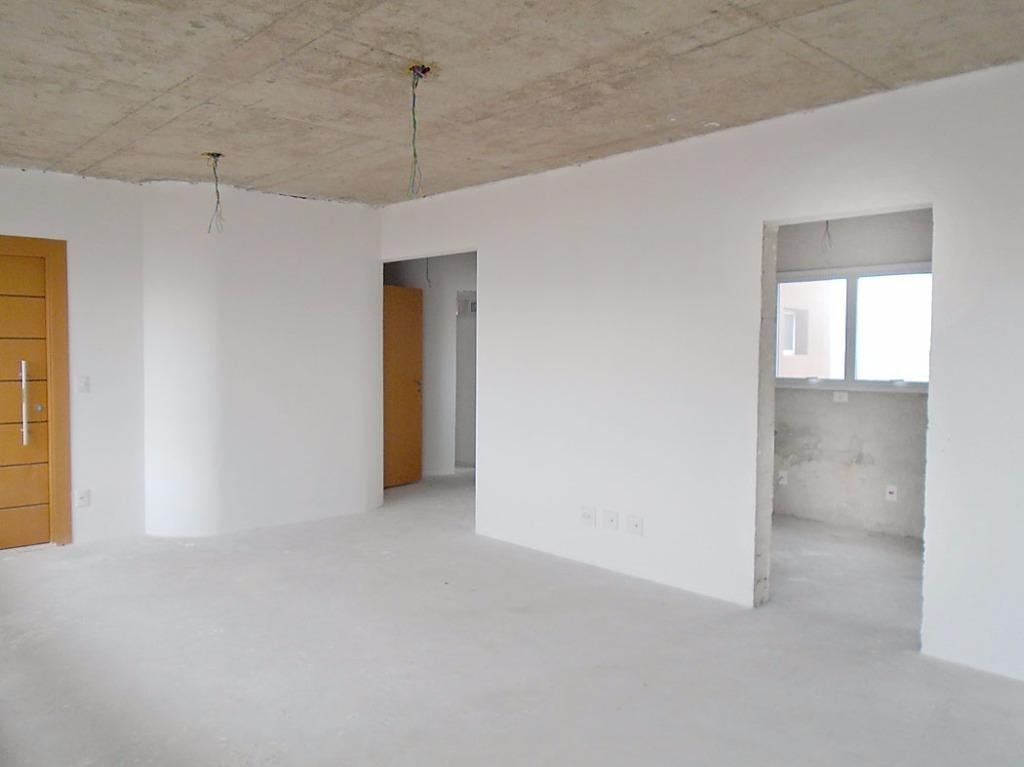 apartamento com 205 m² de área útil, 4 suítes, 4 vagas, edifício residencial veduta na vila gilda em santo andré. - ap1198