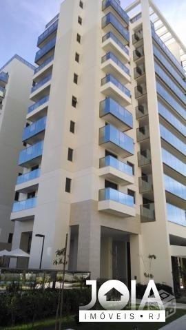 apartamento com 217 metros royal blue - barra da tijuca - 164