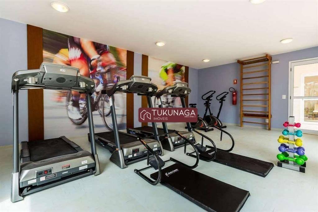apartamento com 3 dormitórios, 1 suíte, 66 m² por r$ 425.000 - vila guilherme - são paulo/sp - ap3399