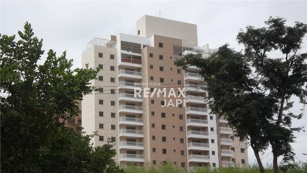apartamento com 3 dormitórios (1 suíte) para alugar, 90 m² por r$ 2.300 + 530 cond/ mês- engordadouro - jundiaí/sp - ap3835