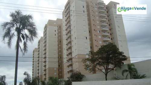 apartamento com 3 dormitórios, 1 suíte à venda, no condomínio premium guarulhos, 71 m² por r$ 370.000 - macedo - guarulhos/sp - ap0133