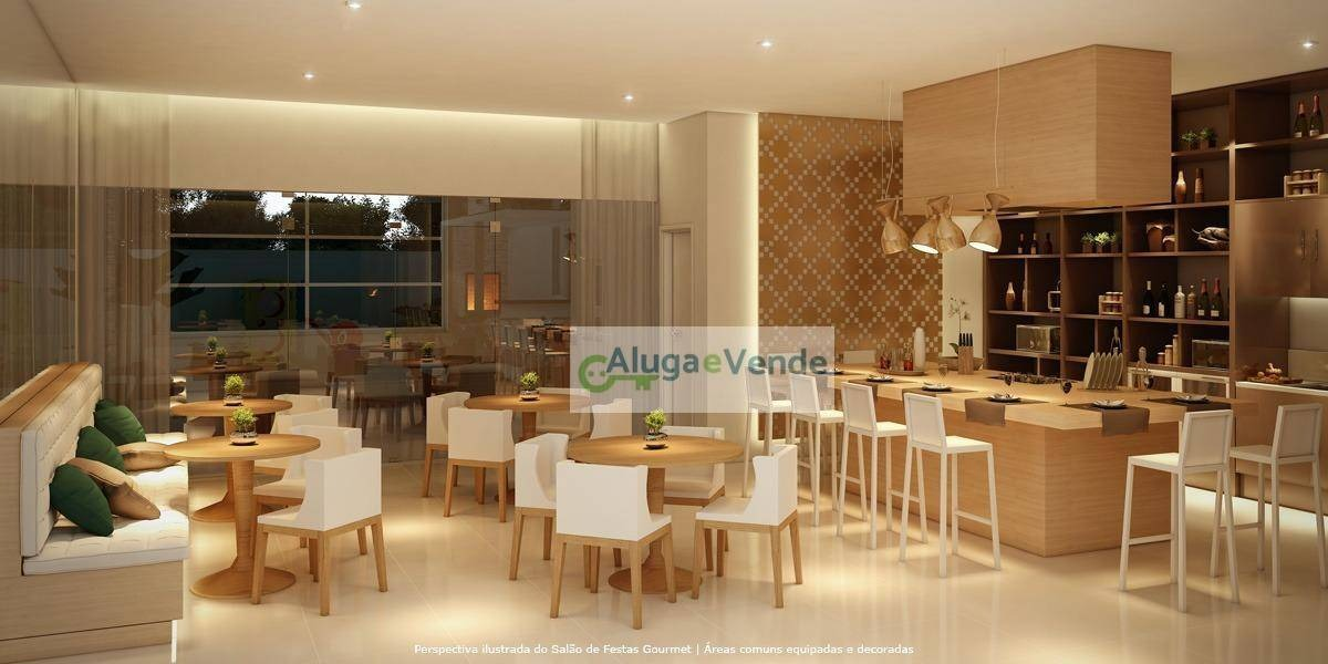 apartamento com 3 dormitórios, 1 suíte à venda no condomínio sky lago dos patos, 65 m² por r$ 350.000 - vila rosália - guarulhos/sp - ap0179