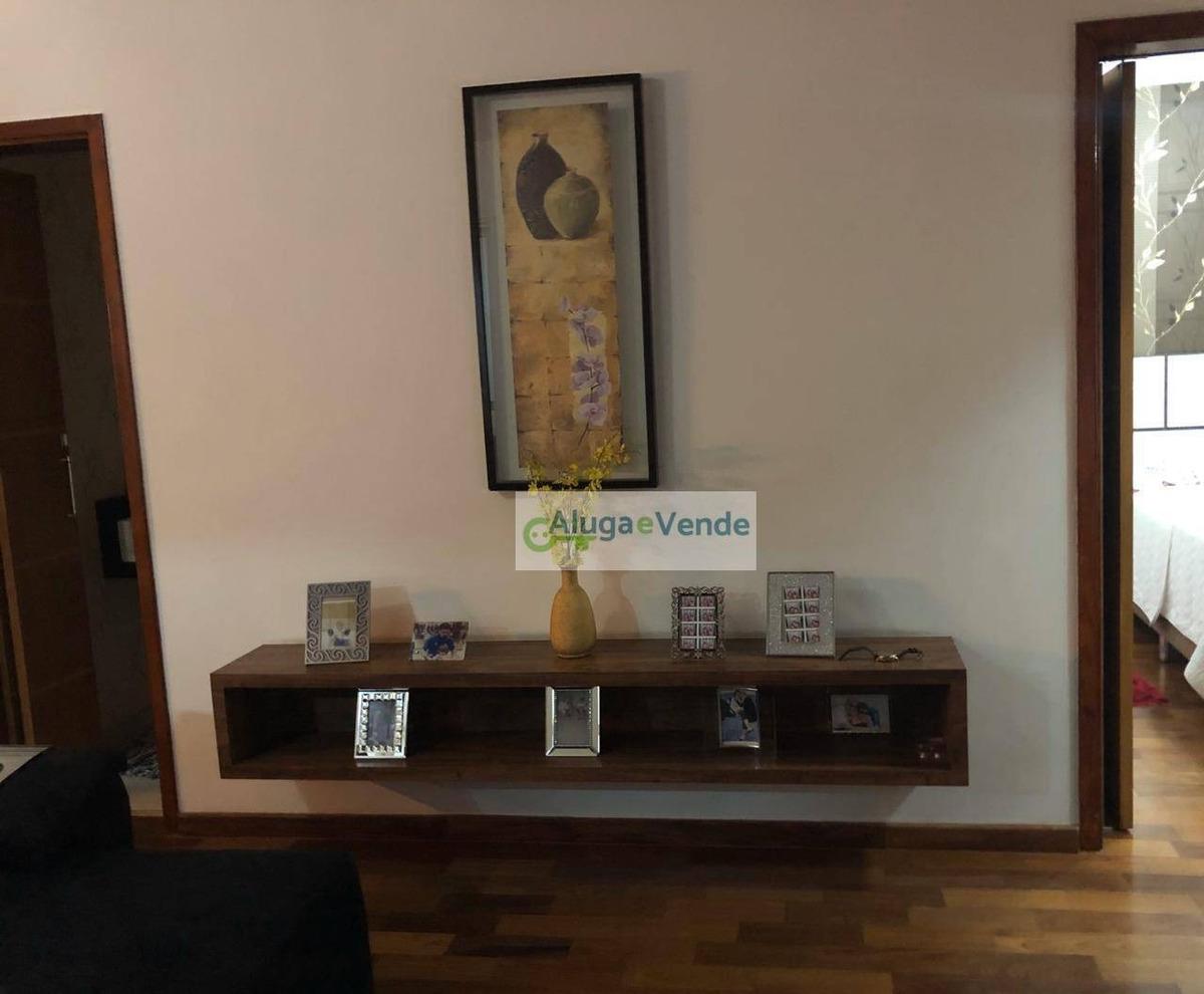 apartamento com 3 dormitórios 1 suíte à venda no condomínio supera, 86 m² por r$ 530.000 - vila leonor - guarulhos/sp - ap0170