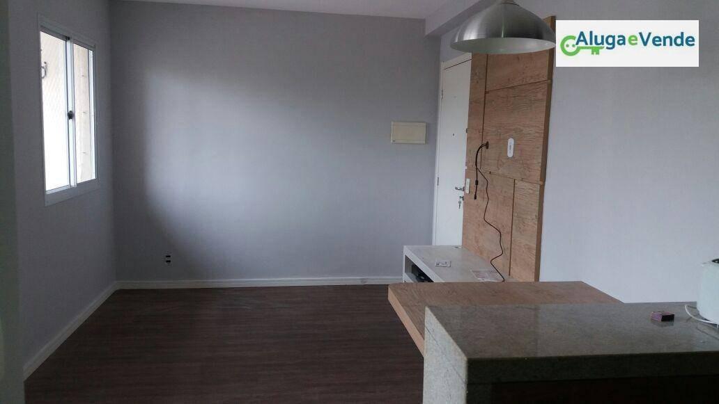 apartamento com 3 dormitórios, 1 suíte  à venda no condomínio vero guarulhos, 66 m² por r$ 370.000 - vila augusta - guarulhos/sp - ap0136