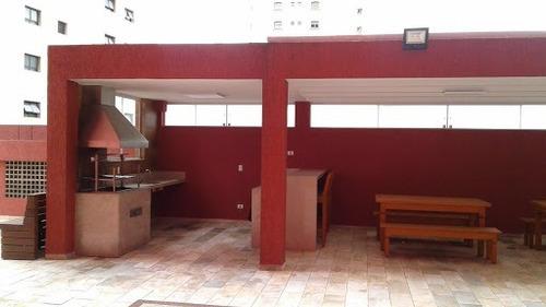 apartamento com 3 dormitórios 108 m² - vila floresta - santo andré/sp - ap1126