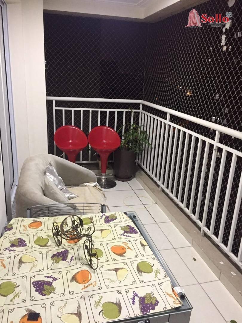 apartamento com 3 dormitórios 114 m² condomínio alegria - vila santo antônio - guarulhos/sp - ap0303