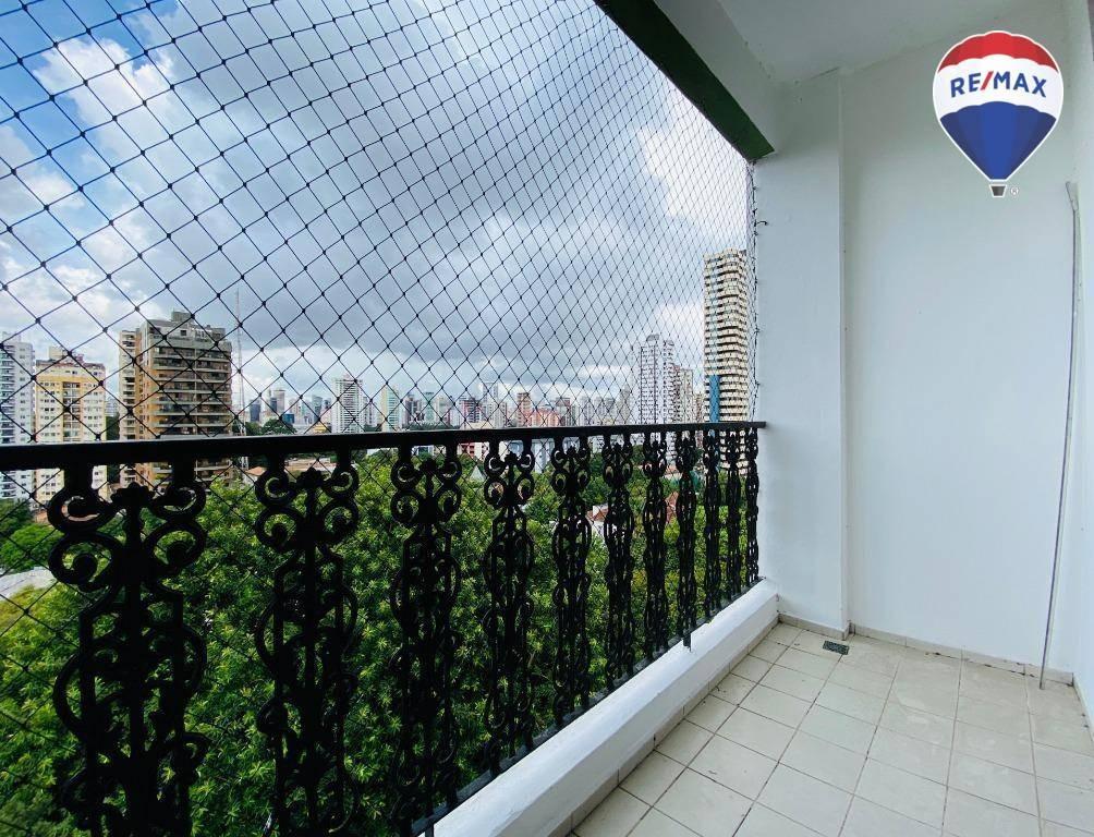 apartamento com 3 dormitórios, 116 m² - são brás - belém/pa - ap0611