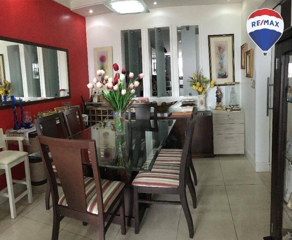 apartamento com 3 dormitórios, 127 m² - batista campos - belém/pa - ap0511