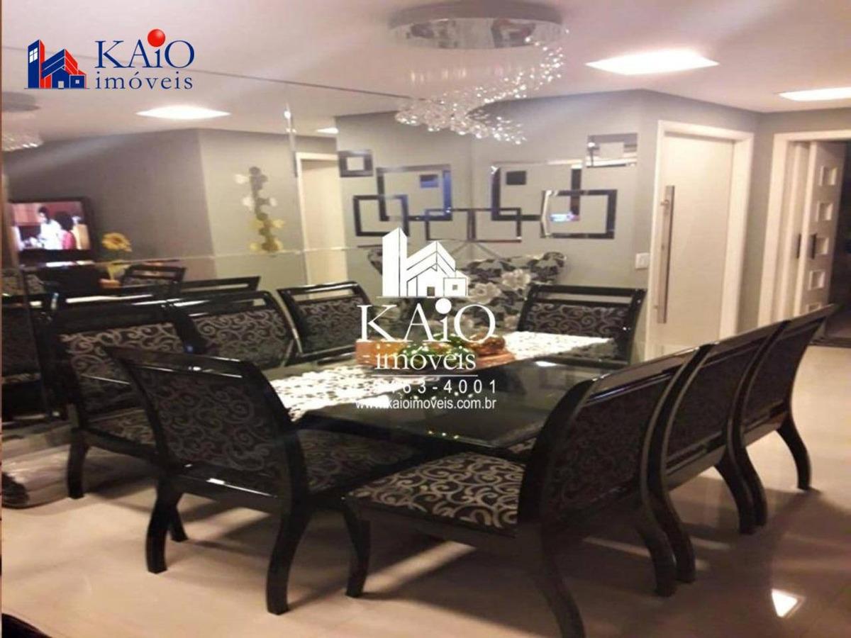 apartamento com 3 dormitórios, 162m² por 1.095.000,00 ap1245