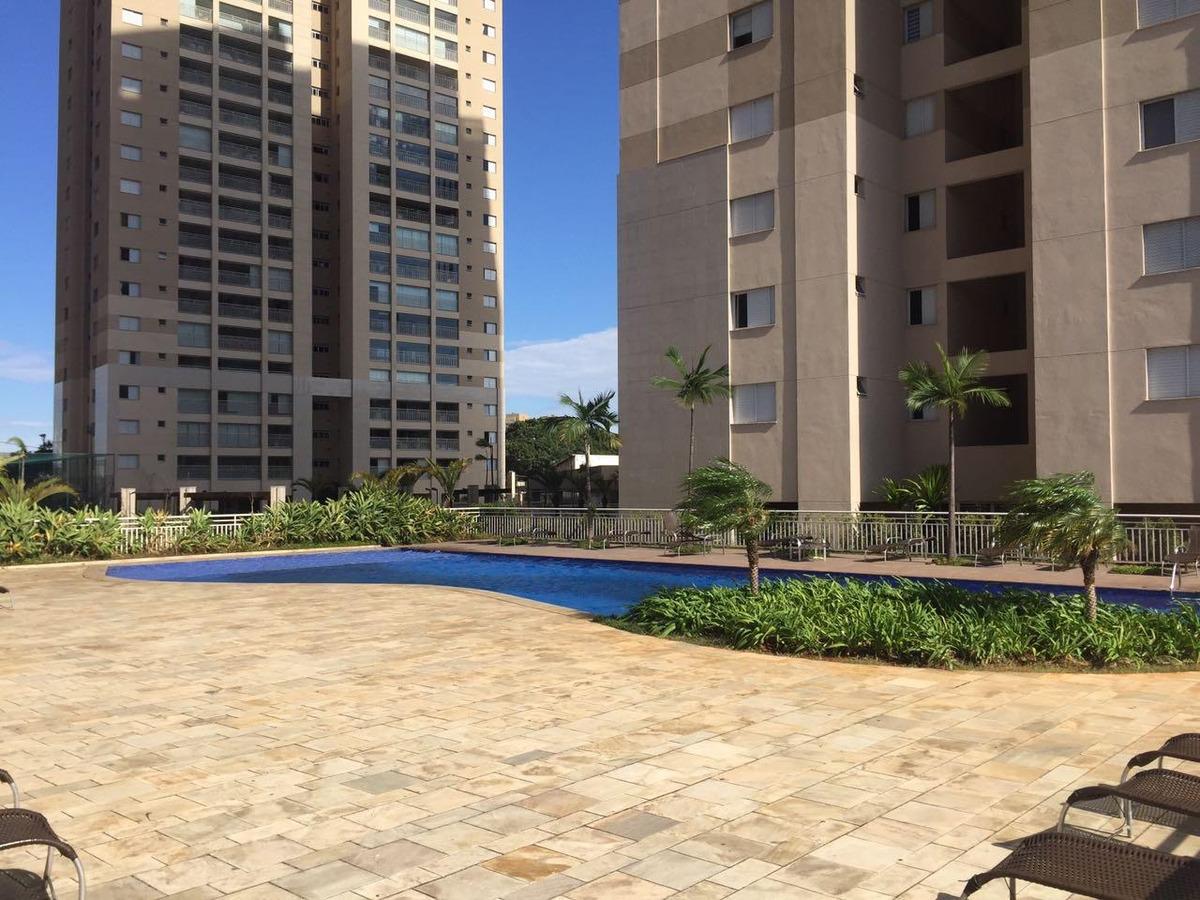 apartamento com 3 dormitórios, 3 suítes à venda no condomínio parque clube guarulhos , 134 m² por r$ 850.000 - vila augusta - guarulhos/sp - ap0017